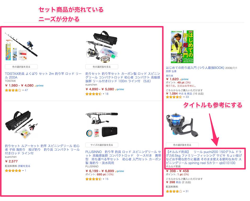 ペルソナ作りにはAmazonの商品レビューが使える