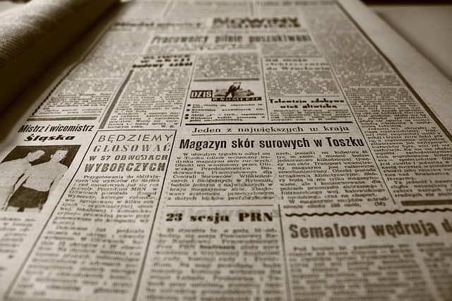 ブログは新聞や雑誌などのメディアと同じ機能を持つ